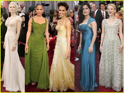 Oscars Arrivals