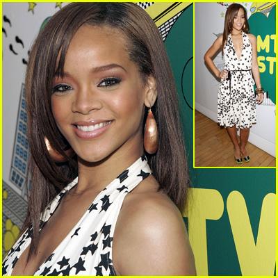 Rihanna on TRL