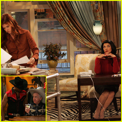 Shohreh Aghdashloo in Will & Grace