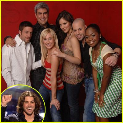 American Idol 5 Top 6