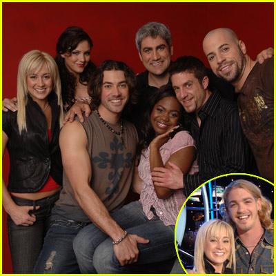American Idol 5 Top 7