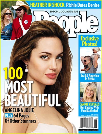 People Magazine 100 Most Beautiful