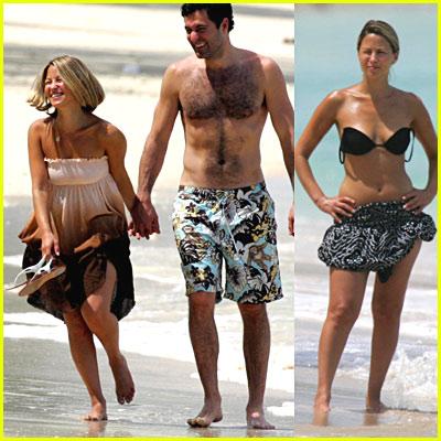Rachel Stevens' Boyfriend