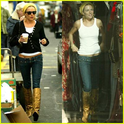 Sienna Miller Boots