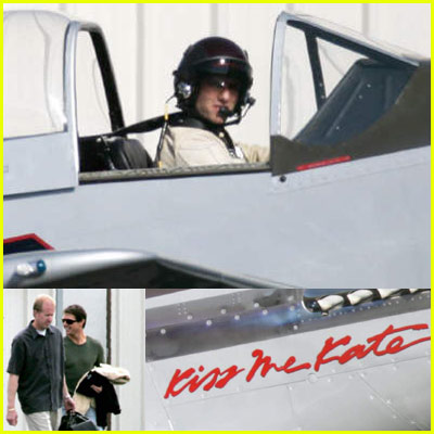 Tom Cruise Flying