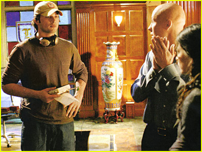 Tom Welling Directs Smallville