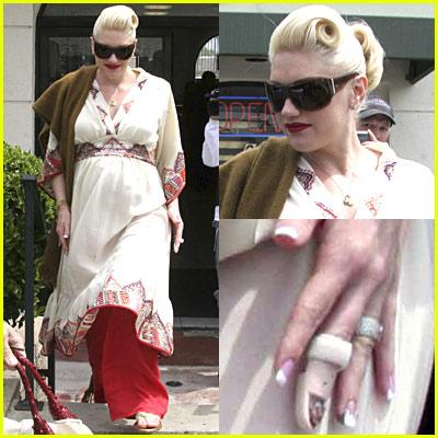 Gwen Stefani Maternity Clothes