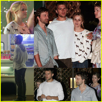 Ryan & Reese Double Date