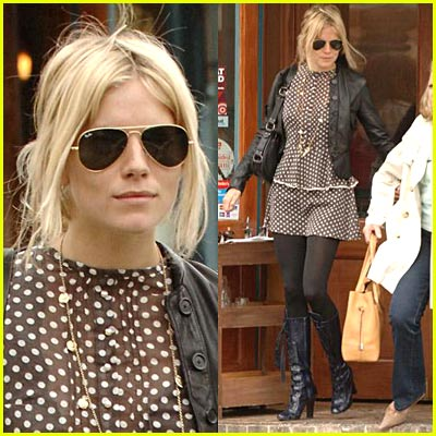 Sienna Miller Style