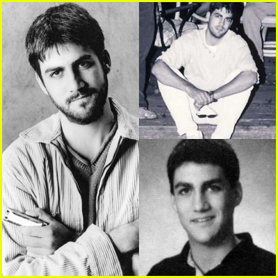 Taylor Hicks' High School Pictures
