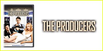 The Producers DVD Giveaway