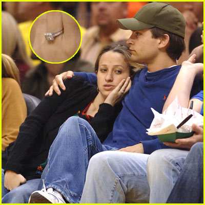 Tobey Maguire Fiance