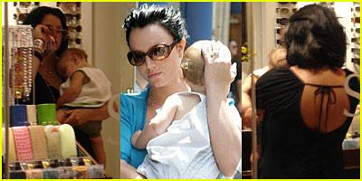 Britney Spears: Black Hair!!!!