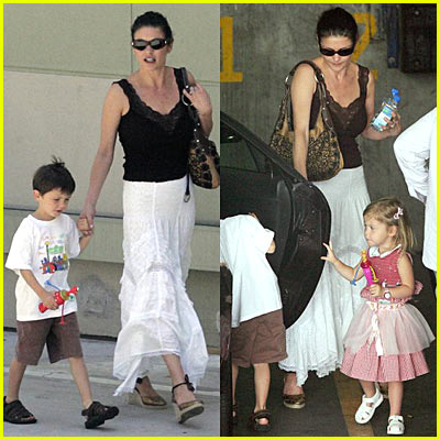 Catherine Zeta Jones' Kids