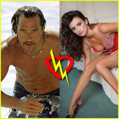 Matthew McConaughey Penelope Cruz Split