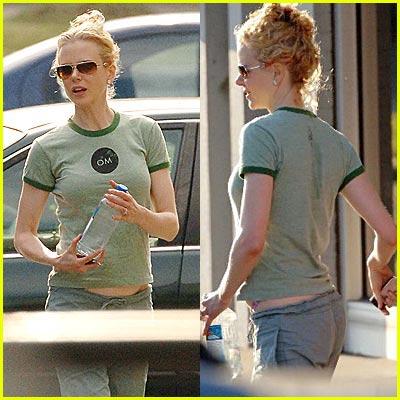Nicole Kidman: Pregnant!