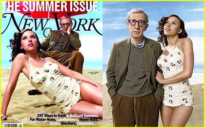 Scarlett Johansson: NY Magazine