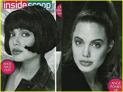 Angelina Jolie: Never Before Seen Pictures