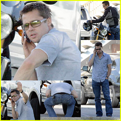 Brad Pitt: Cell Phone Number