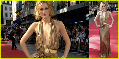 Keira Knightley: Anorexia Battle