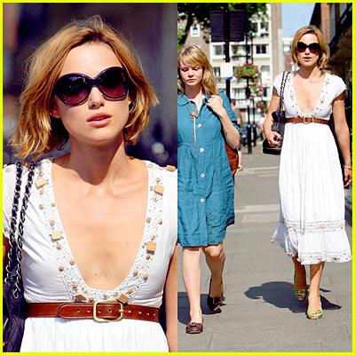 Keira Knightley Sunglasses