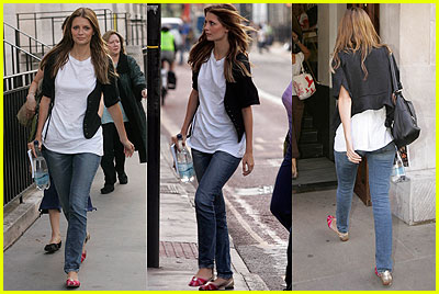 Mischa Barton Struggles With Fame in UK