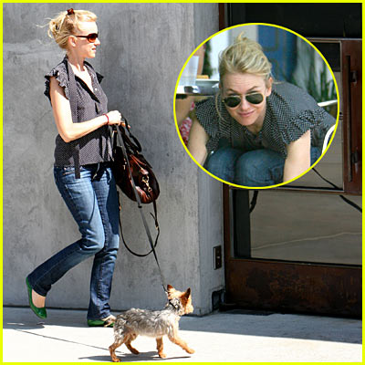 Naomi Watts: Fred Segal Lunch