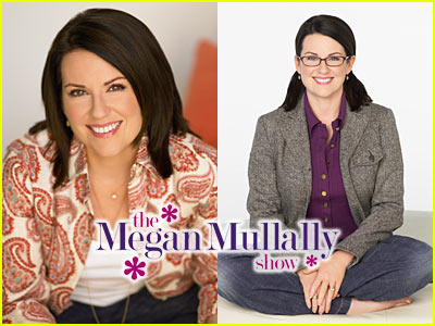 Inside The Megan Mullally Show