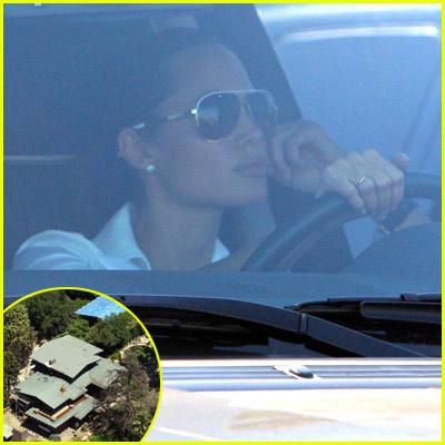 Angelina Jolie Los Feliz