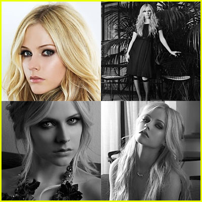 Avril Still Modeling