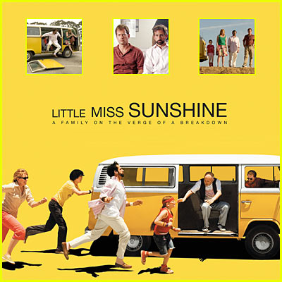 Little Miss Sunshine Giveaway