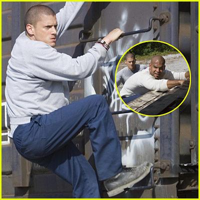 Prison Break: Season 2 Premiere Stills