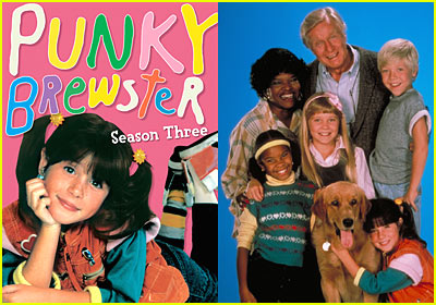 Punky Brewster Giveaway