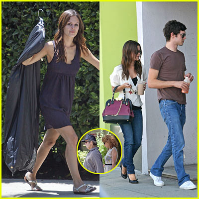 Rachel Bilson: Birthday Party