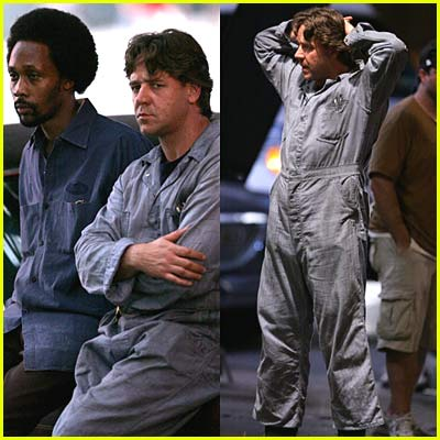American Gangster Movie: Russell Crowe