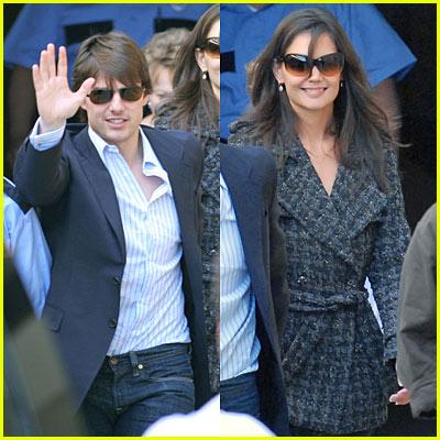 Tom Cruise's Secret Yahoo! Deal