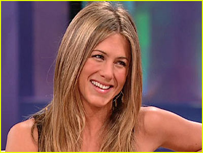 Aniston on Oprah Video
