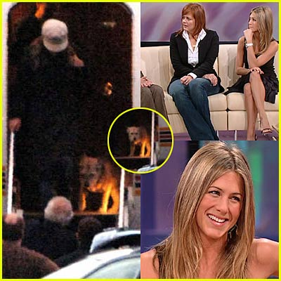 Aniston on Oprah TODAY!