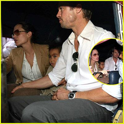 Brad & Angie's Rowdy Rickshaw Ride