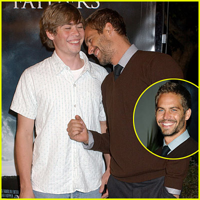 Cody Walker Paul Walker Brothers
