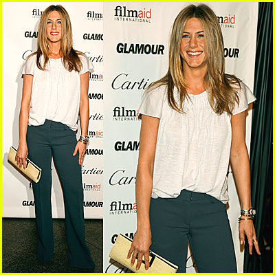 Jennifer Aniston @ Reel Moments