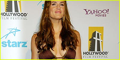 Jennifer Garner Glows at Hollywood Film Festival