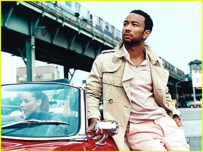 John Legend Interview