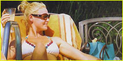 'Grey's Anatomy' Bikini Babe