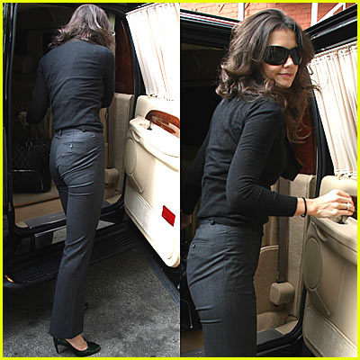 Katie Holmes: Back to Making Movies