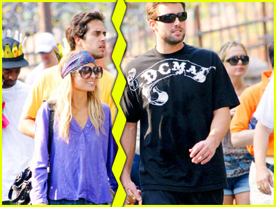 Nicole Richie: 'Brody and I Never Dated!'