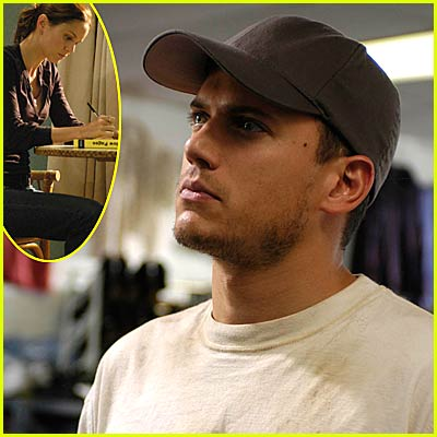 Tears of Wentworth Miller