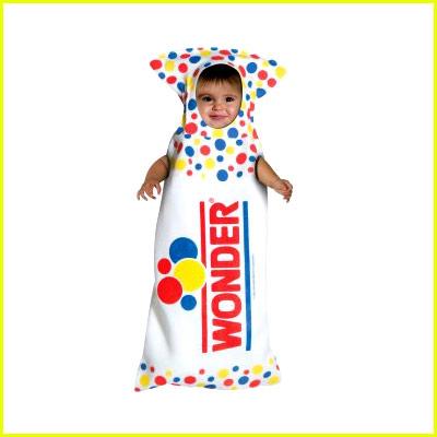 Wonder Bread Kiddie Costume