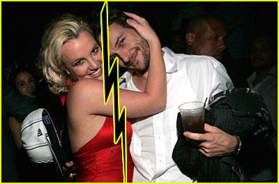 Britney Files For Divorce