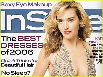 Kate Winslet: InStyle December 2006